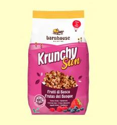 Krunchy Sun Frutos del Bosque Bio - Barnhouse - 375 gramos