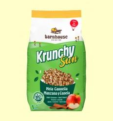 Krunchy Sun Manzana y Canela Bio - Barnhouse - 375 gramos