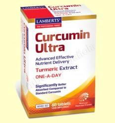 Curcumin Ultra - Lamberts - 60 tabletas