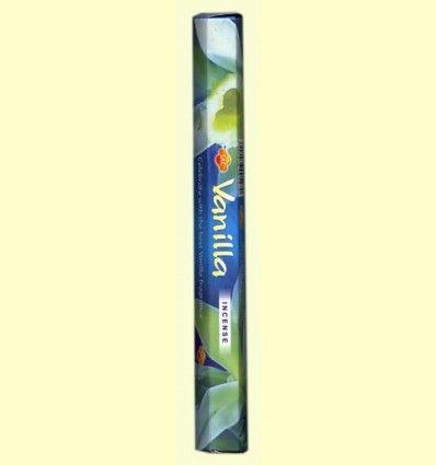 Vainilla - Inciensos India - SAC - 20 bastones
