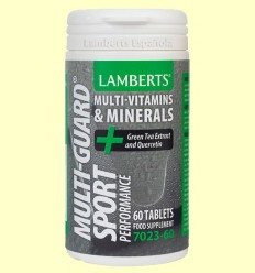 Multi-Guard® Sport - Lamberts - 60 tabletas