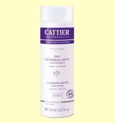 Agua Desmaquilladora de Ojos Bio - Cattier - 150 ml