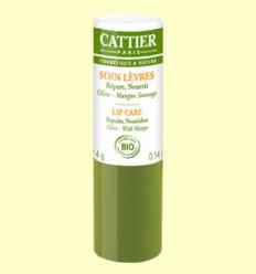 Bálsamo Labial Bio - Cattier - 4 gramos