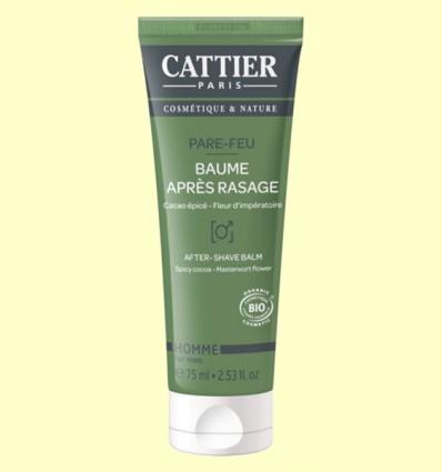 Bálsamo para después del Afeitado Bio - Cattier - 75 ml