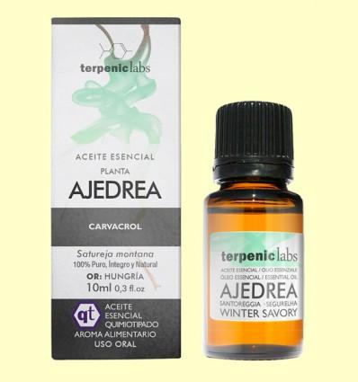Ajedrea - Aceite Esencial - Terpenic Labs - 10 ml *