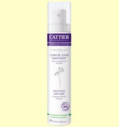 Crema Matificante de Día Bio - Cattier - 50 ml