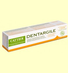 Dentífrico Dentargile Salvia Bio - Cattier - 75 ml