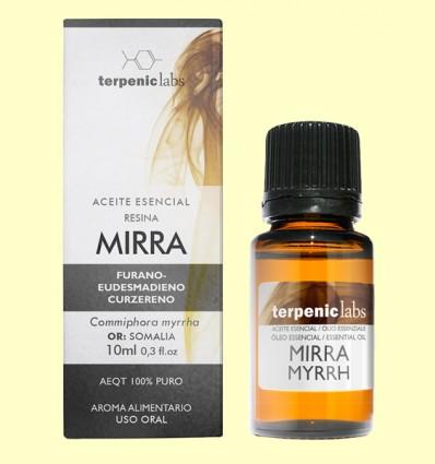 Mirra - Aceite Esencial - Terpenic Labs - 10 ml