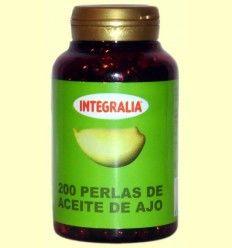 Aceite de ajo - Integralia - 200 perlas