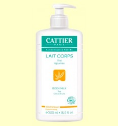 Leche Corporal Regeneradora Bio - Cattier - 500 ml