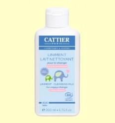 Linimento para el cambio del pañal Bio - Cattier - 200 ml