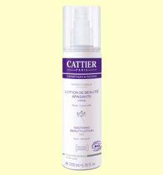 Loción de Belleza Calmante Bio - Cattier - 200 ml