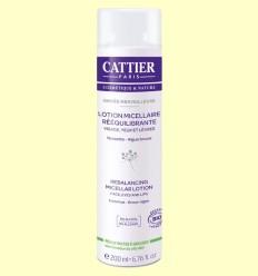 Loción Micelar Reequilibrante Bio - Cattier - 200 ml