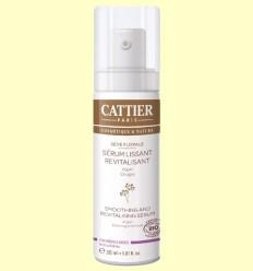 Sérum Alisante Revitalizante Bio - Cattier - 30 ml