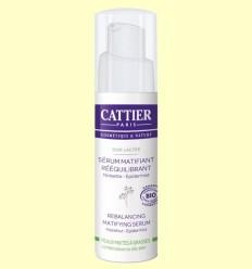 Sérum Matificante Requilibrante Bio - Cattier - 30 ml