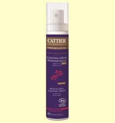 Sleeping Cream Redensificante - Arrugas y Firmeza - Cattier - 50 ml