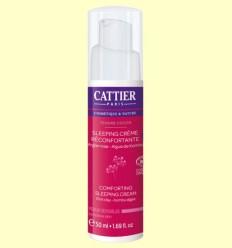 Sleeping Cream Reconfortante - Cattier - 50 ml