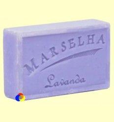 Pastilla Jabón Natural Lavanda - Marselha - 125 gramos