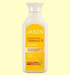 Champú Vitamina E - Jason - 473 ml