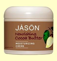Crema de Manteca de Cacao - Jason - 113 gramos