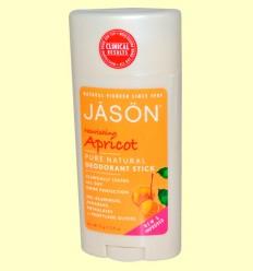 Desodorante Stick Albaricoque - Jason - 71 gramos