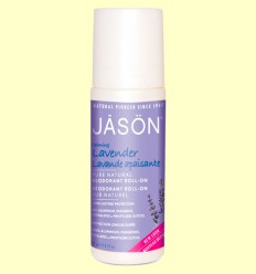 Desodorante Roll-On Lavanda - Jason - 89 ml