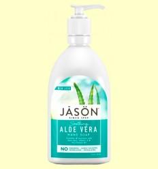 Gel de Manos Aloe Vera - Jason - 473 ml