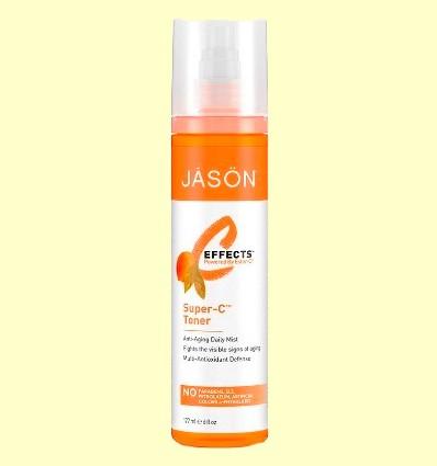 Limpiador Facial C-Effects - Jason - 117 ml