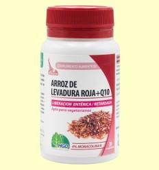 Arroz de Levadura Roja y CoQ-10 - MGD - 30 comprimidos
