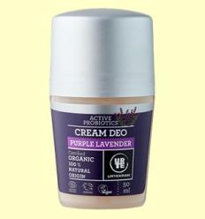 Desodorante de Lavanda Bio - Urtekram - 50 ml