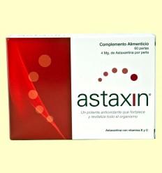 Astaxin 4mg - Uninat - 60 perlas
