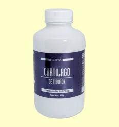 Cartílago de Tiburón 870 mg - Sotya - 200 cápsulas