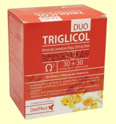 Triglicol Duo - DietMed - 60 dosis *