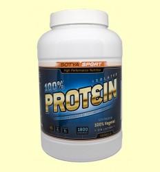 Proteína de Soja 100% Vainilla - Sotya - 1800 gramos