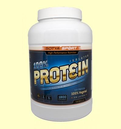 Proteína 100% Vainilla - Sotya - 1800 gramos