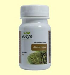 Alcachofera - Sotya - 60 cápsulas