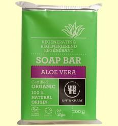 Jabón de Aloe Vera Bio - Urtekram - 100 gramos
