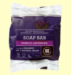 Jabón de Lavanda Espliego Bio - Urtekram - 100 gramos
