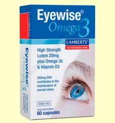 Eyewise Omega 3 - Salud Ocular - Lamberts - 60 tabletas *