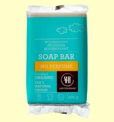 Jabón Sin Perfume Bio - Urtekram - 100 gramos