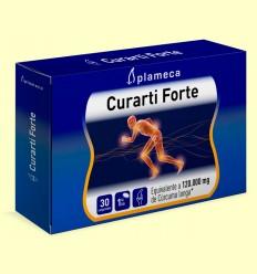 Curarti Forte - Huesos y Cartílagos - Plameca - 30 comprimidos