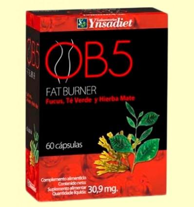OB5 - Ynsadiet - 60 cápsulas *