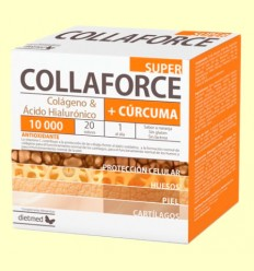 Collaforce Super + Cúrcuma - DietMed - 20 sobres - 250 gramos
