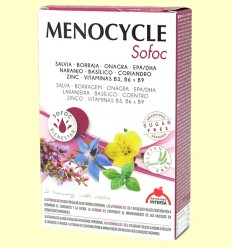 Menocycle Sofoc - Intersa - 30 perlas