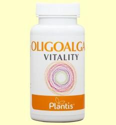 Oligoalgae Vitality - Plantis - 60 cápsulas