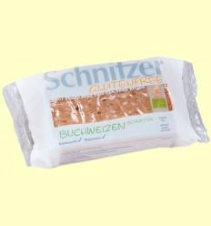 Pan de Trigo Sarraceno Bio - Schnitzer - 250 gramos