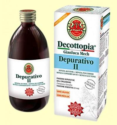 Depurativo II - Decottopía - 500 ml
