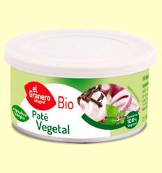 Paté Vegetal Bio - El Granero - 125 gramos