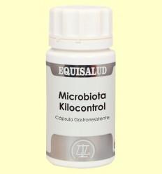 Microbiota Kilocontrol - Control de peso - Equisalud - 60 cápsulas