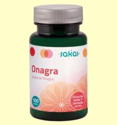 Aceite de Onagra  - Sakai - 100 perlas